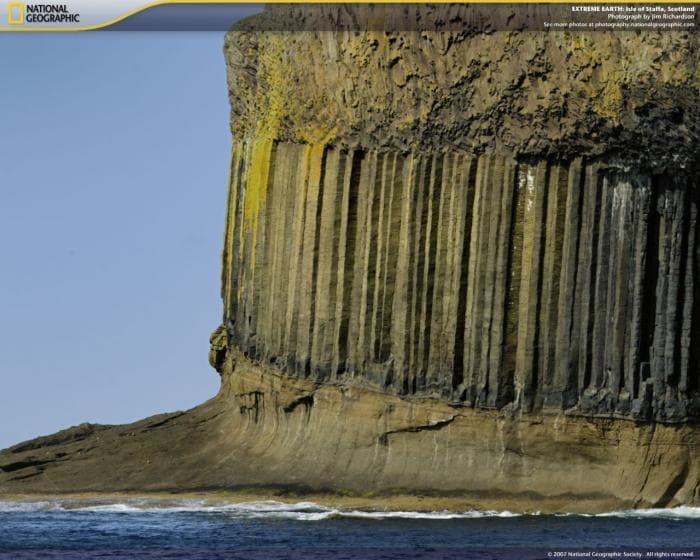 National Geographic Extreme Earth Screensaver