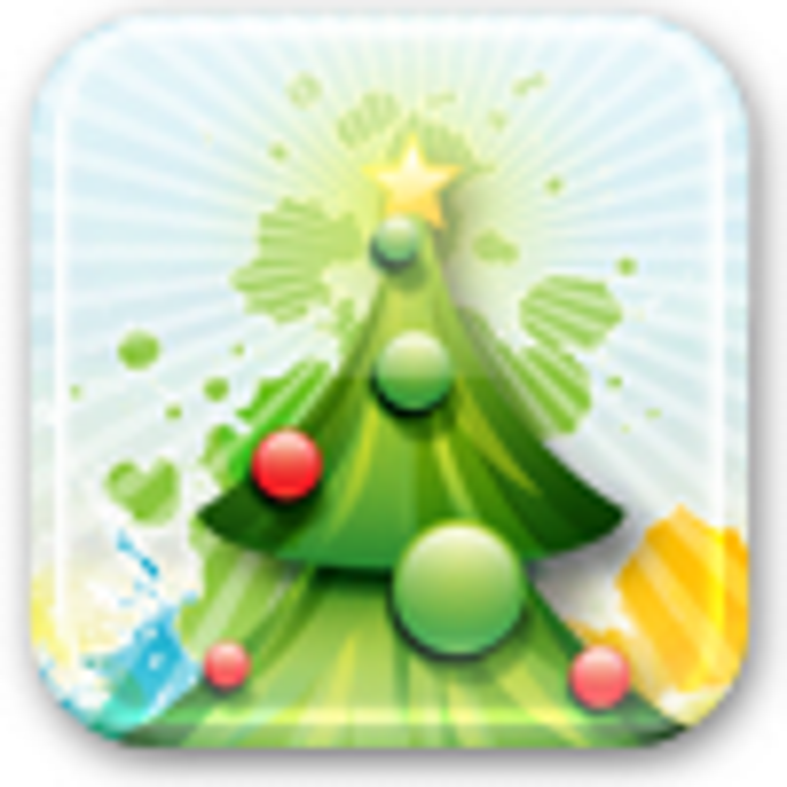 Christmas XP Sample Wallpaper