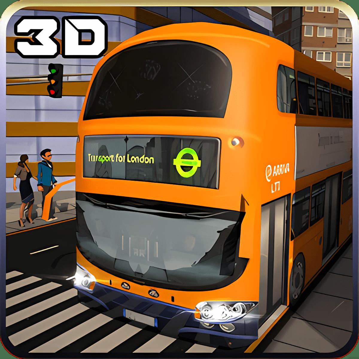 City Bus Driver Simulator 3D