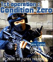 1st Operation Condition Zero