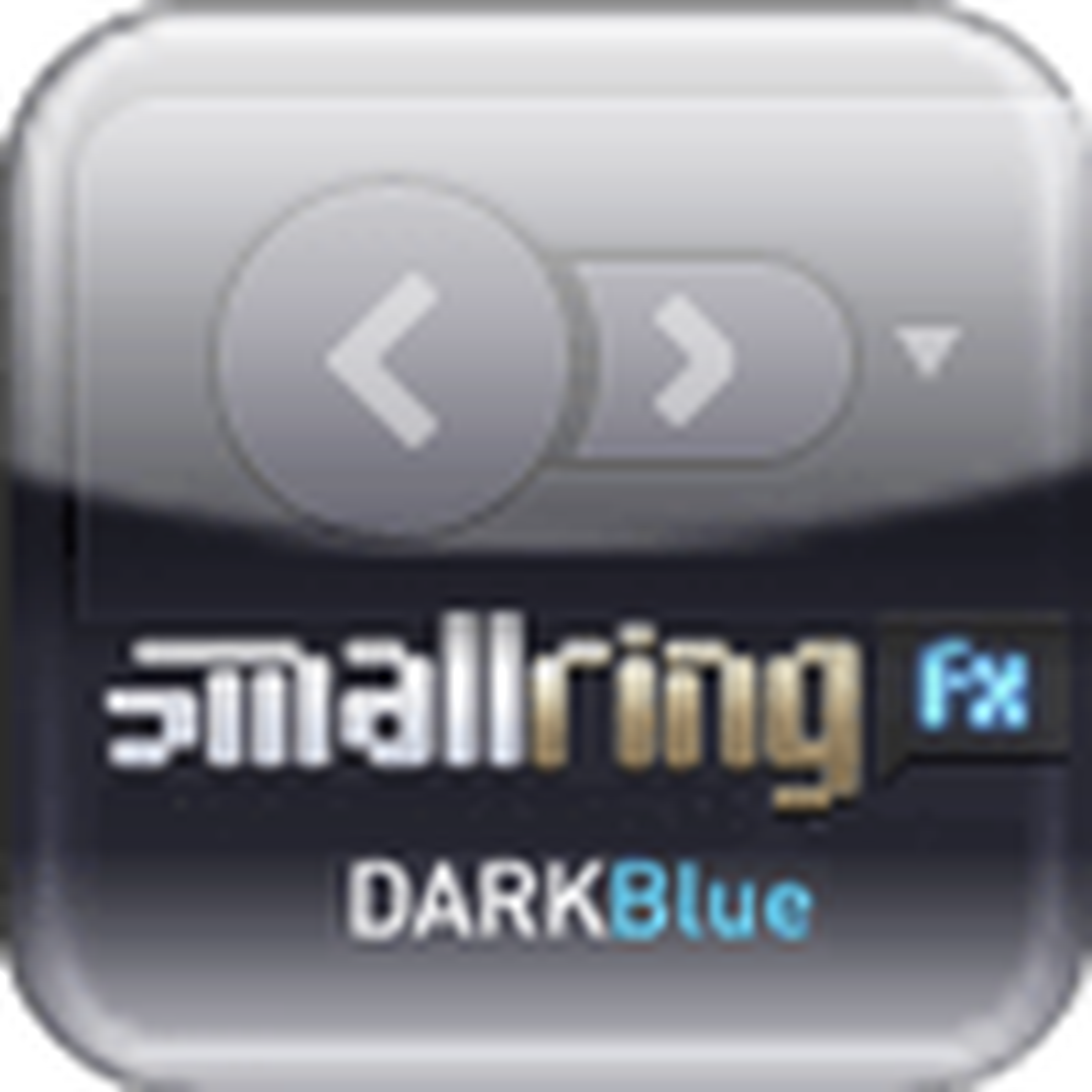 SmallringFX DARKBlue 0.901