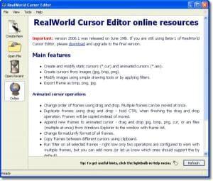 RealWorld Cursor Editor