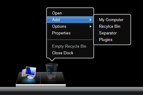 XWindows Dock