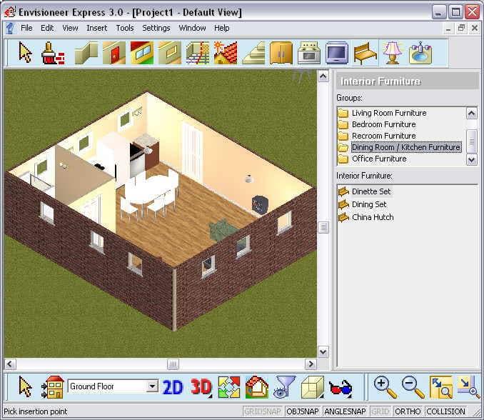Envisioneer express descargar Diseno de interiores 3d data becker windows 7