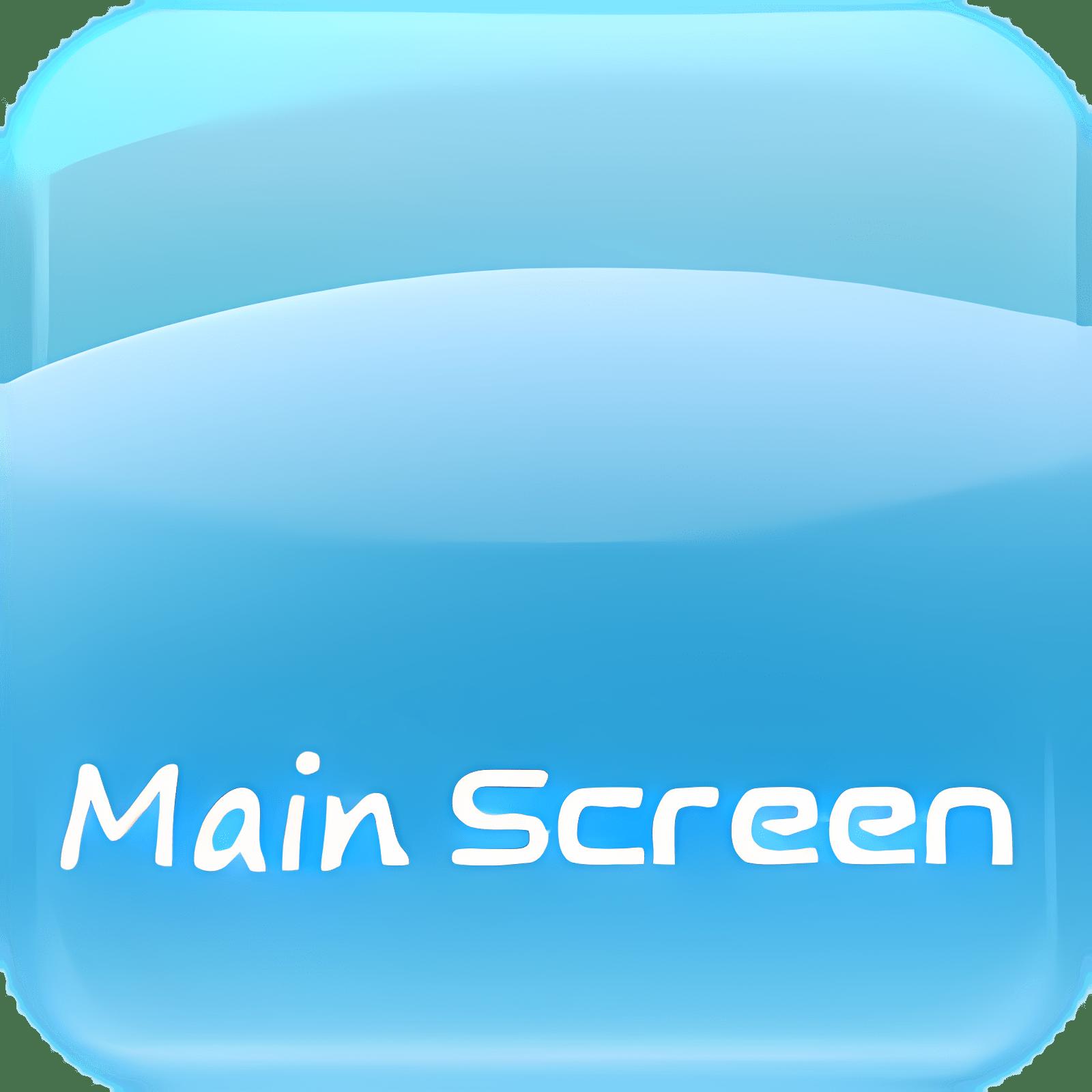 Main Screen 2.1.2 Beta
