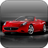 Tapeta Ferrari California