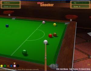 3D Live Snooker