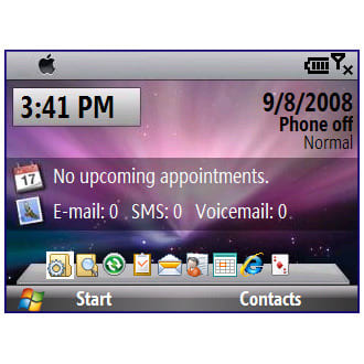 OS X Leopard Theme