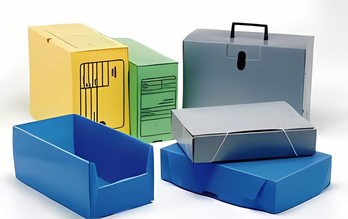 SCAM Sistema de Controle de Arquivo Morto para Escolas