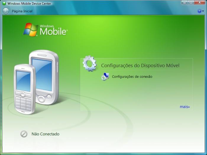 Windows Mobile Device Center