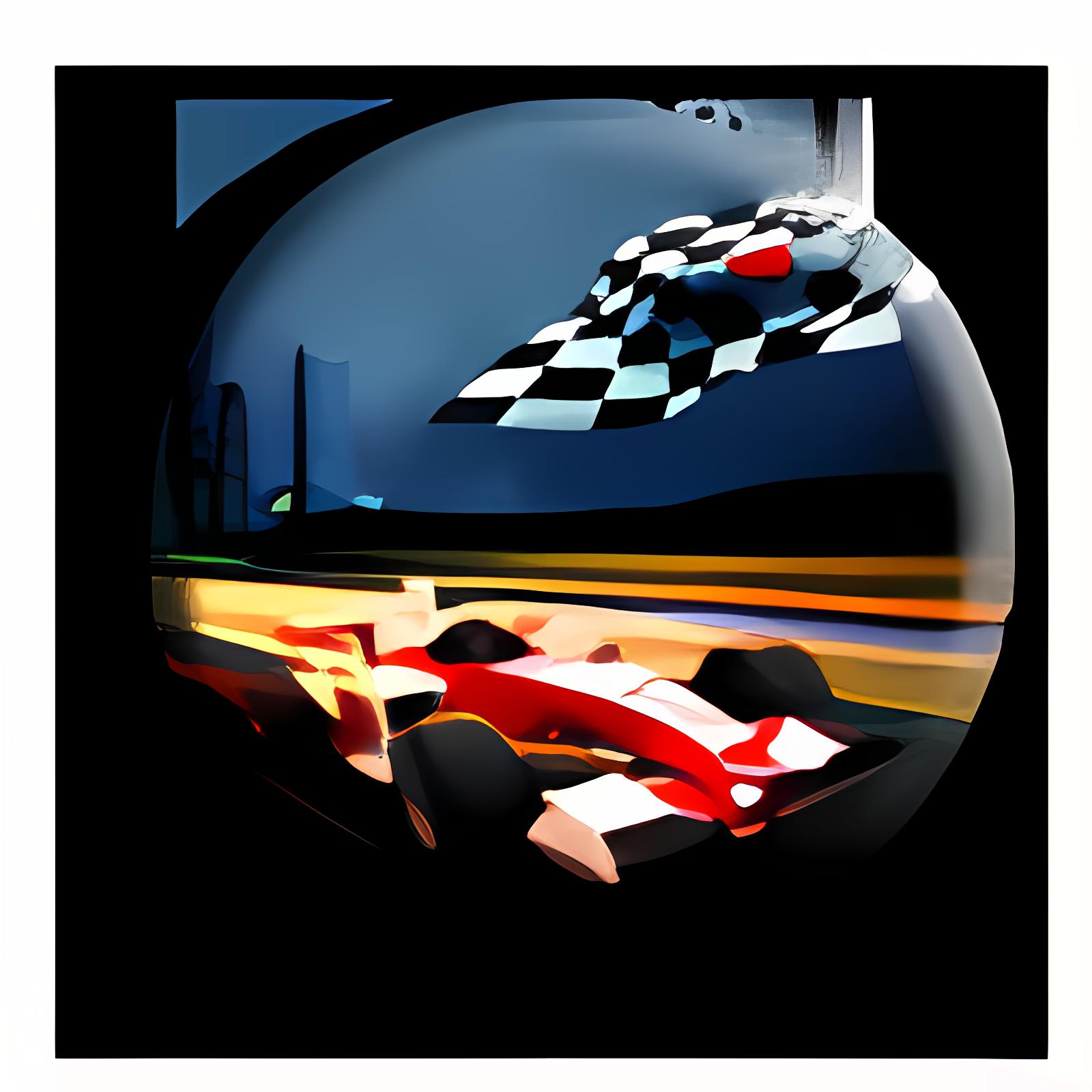 SingTel Ultimate Race Simulator 2008