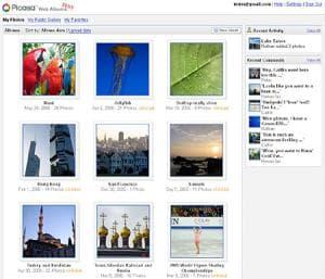 Picasa Web Albums Uploader