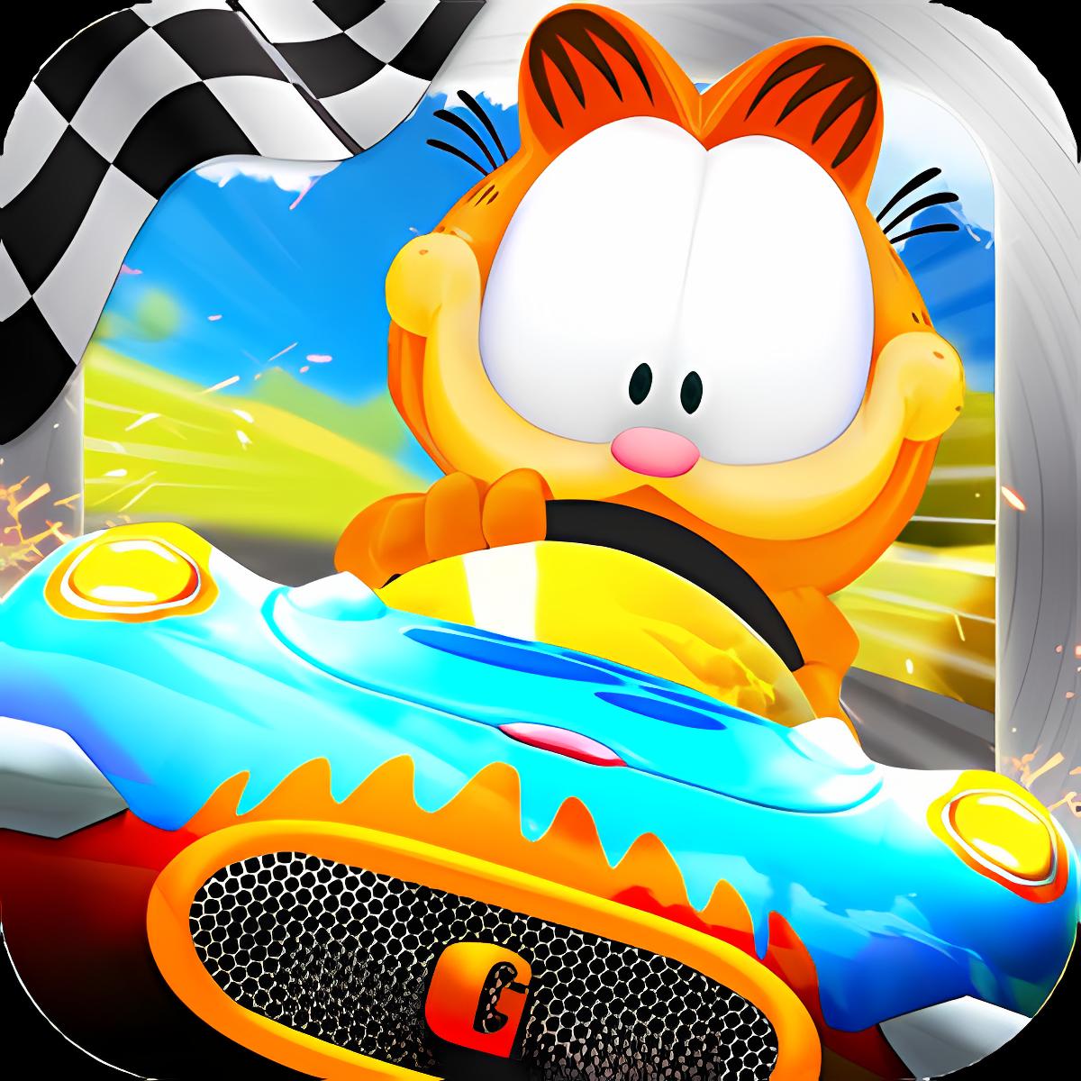 Garfield Kart 1.0