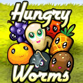 Hungry Worms 1.0.0 (Nokia Series 40)