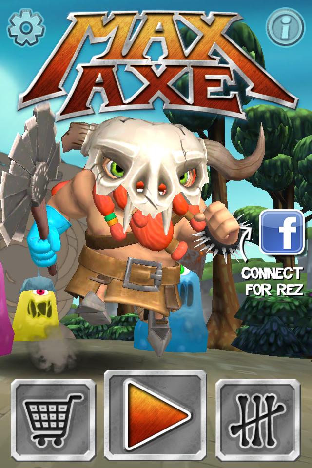 Max Axe 1.4