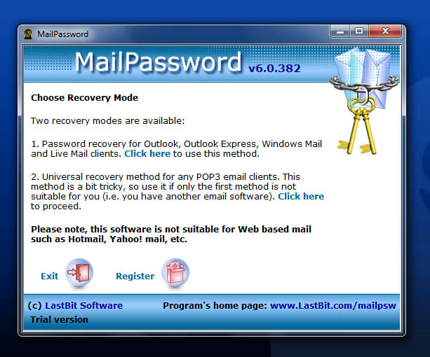 MailPassword 6.0.382