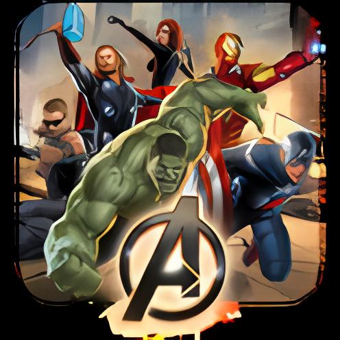Os Vingadores (The Avengers) Live Wallpaper 1.2