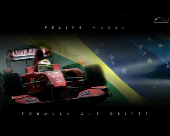 Felipe Massa Papel de parede