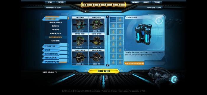 WarpFire