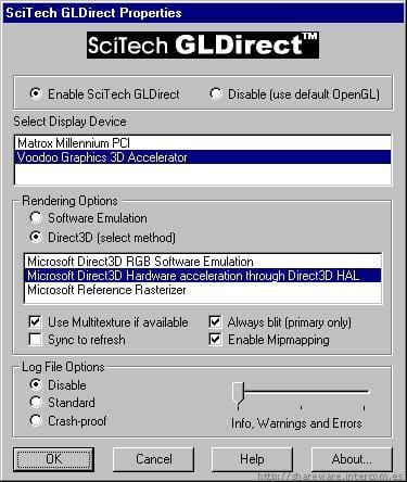 SciTech GLDirect