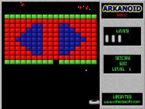 Arkanoid (Win32)