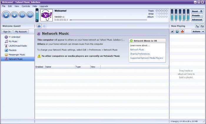 Yahoo! Music Jukebox