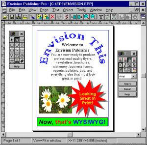 EnVision Publisher for Windows