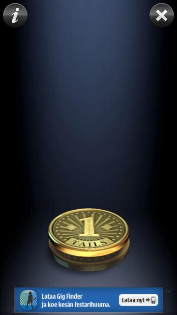 Coin Toss Touch