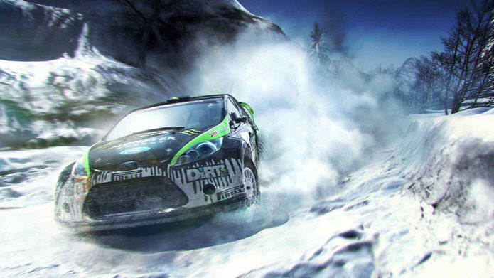 DiRT 3 Patch 1.1