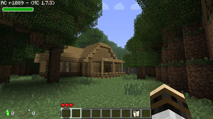 Zelda Adventure for Minecraft