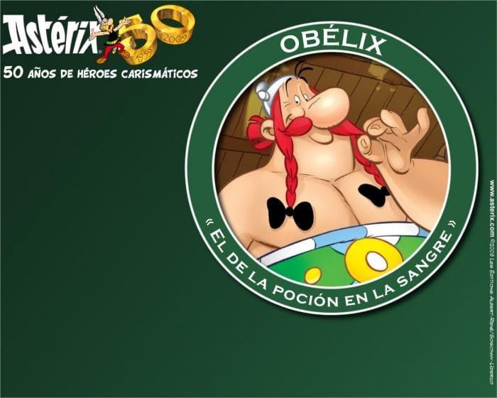 Asterix & Obelix 50th Anniversary Wallpaper Collection