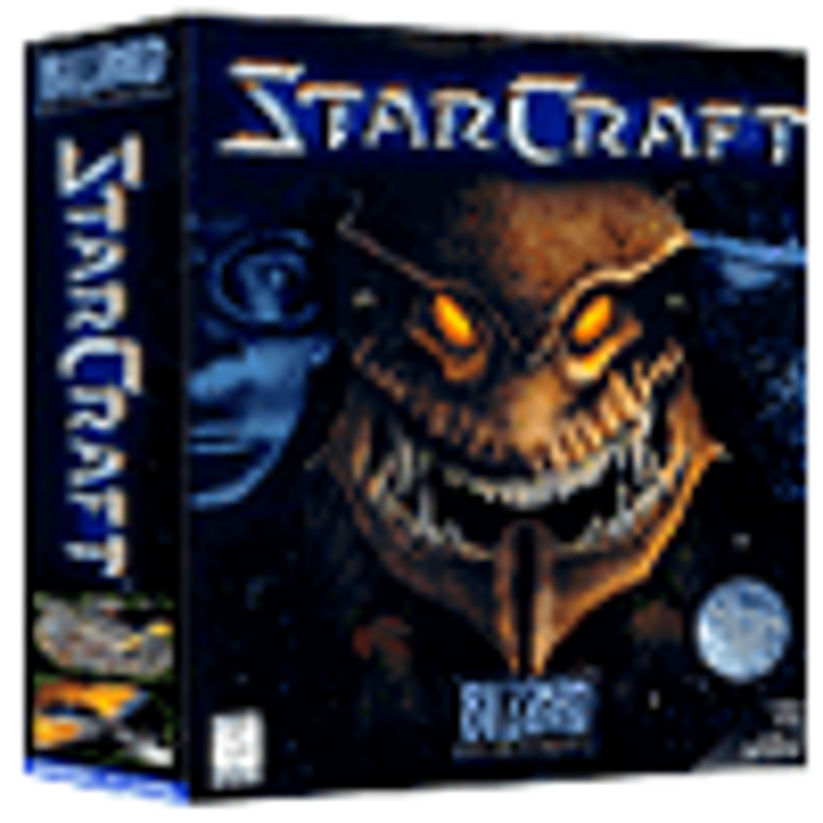 StarCraft Demo 1.09b