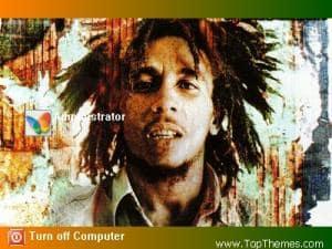 Tema: Bob Marley