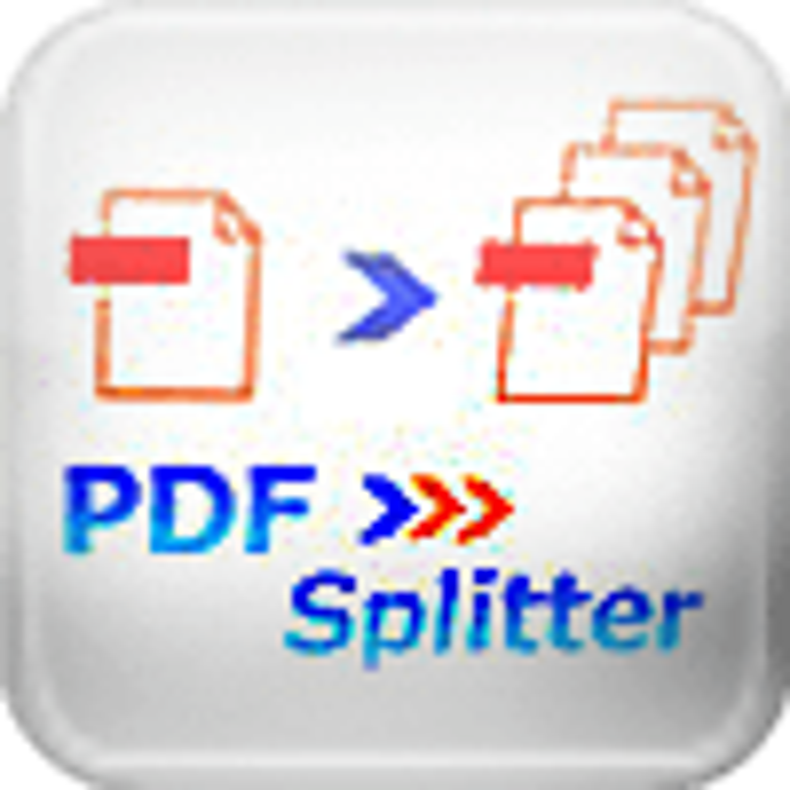 PDF Splitter 1.5 Large PDF Splitter