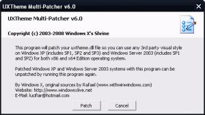 UXTheme Multi-Patcher