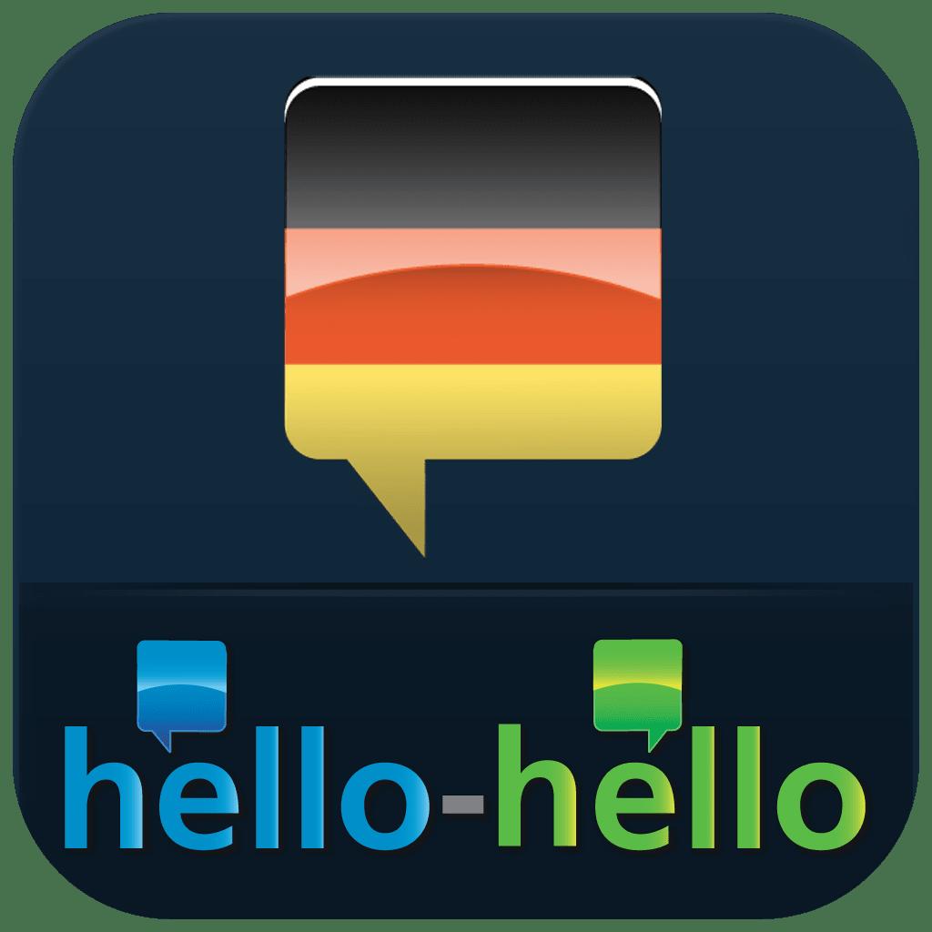 """Alemán – Curso de Alemán (Hello-Hello) """"para iPhone"""""""