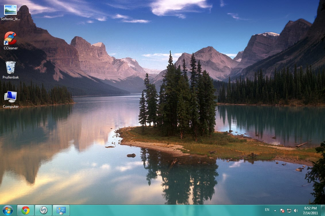 Windows 7 Wallpapers Theme Pack