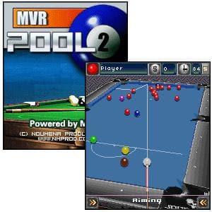 MGS Mobile VR Pool 2 (S60)