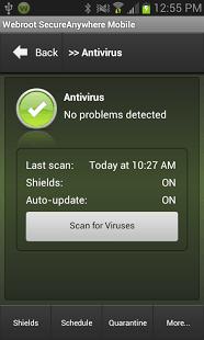 Webroot Security & Antivirus