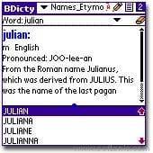 Etymology of Names
