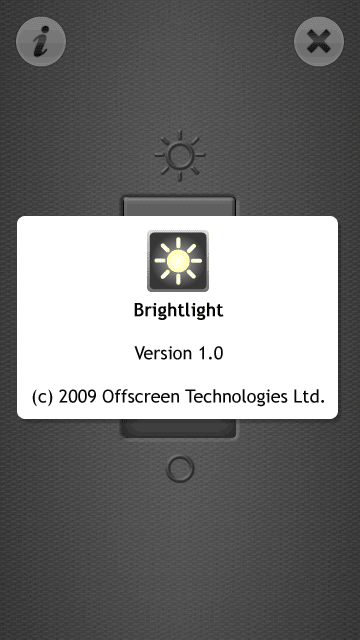 Bright Light Touch