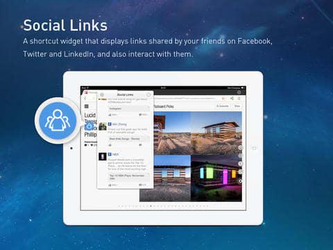 UC Browser+ voor iPad