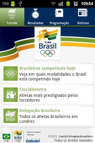 Torcida Time Brasil
