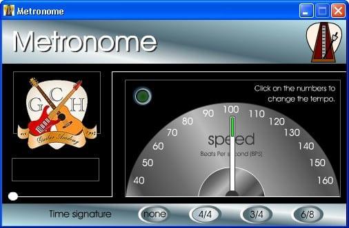 Free metronome