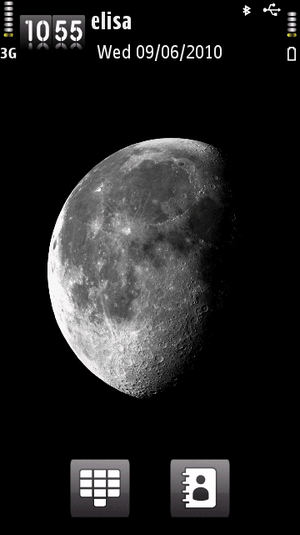 Tema Moon