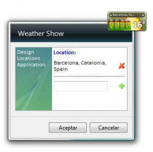 Weather Show