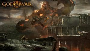 God Of War 3 Papel de Parede