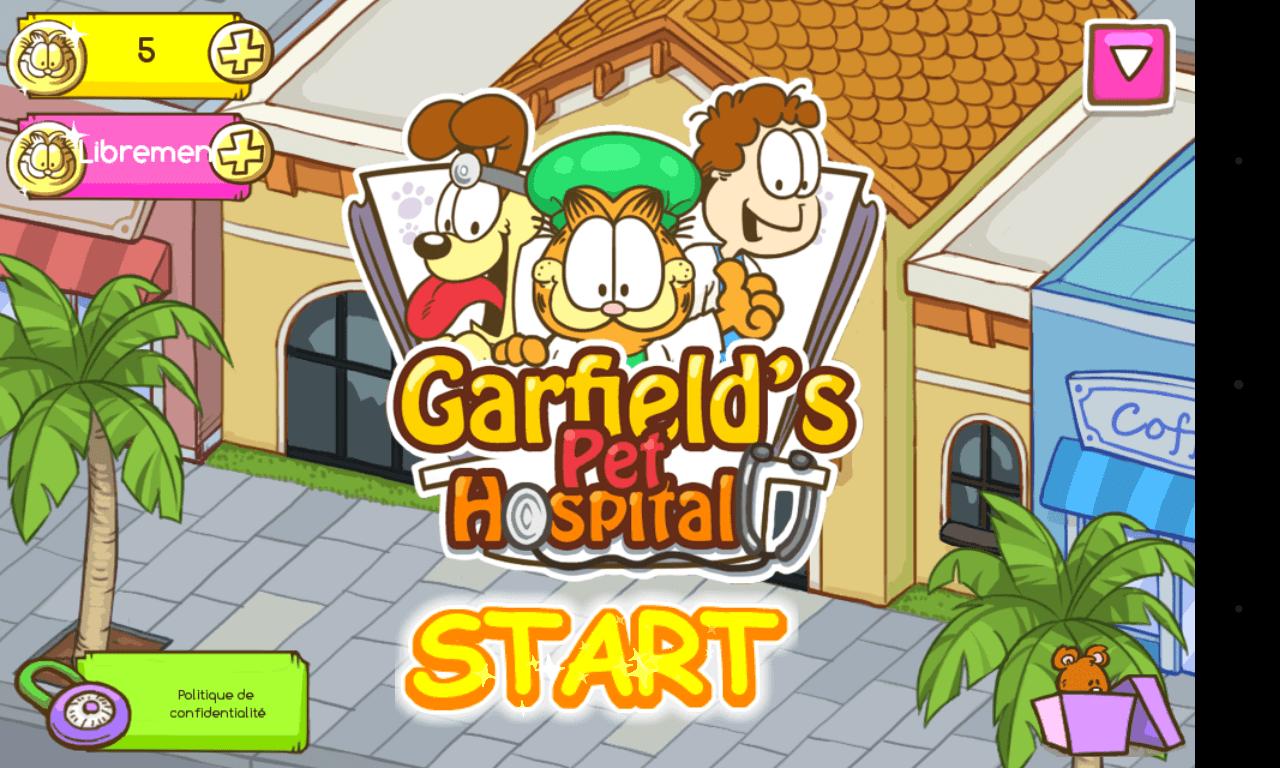 Garfield: Hospital de Animais