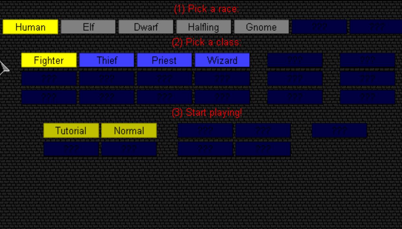 Desktop Dungeons