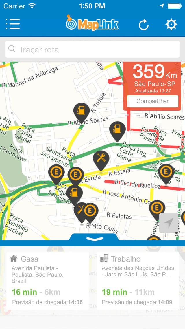 MapLink Trânsito